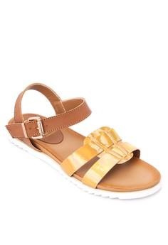Jameson Flat Sandals