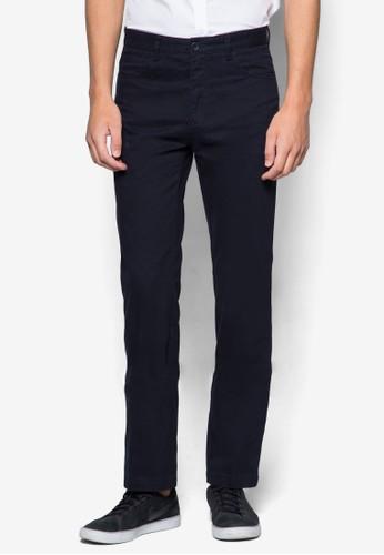 修身休閒長褲, 服飾, 直esprit hk筒褲