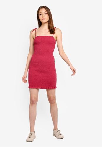 3da1750f44 Buy Abercrombie & Fitch Smocked Dress Online | ZALORA Malaysia