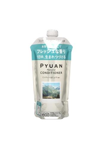 KAO KAO Merit Pyuan Mintea & Muguet (Natural) Conditioner (Refill) 340ml (KAO-367914) 3D4F0BEA6A6682GS_1