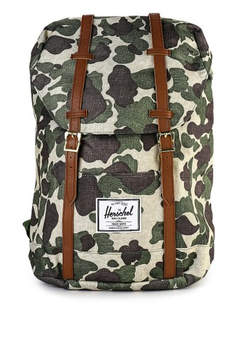 Herschel multi Retreat Backpack AA48FAC1568A1DGS_1