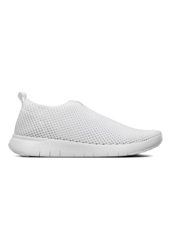 FitFlop white FitFlop Airmesh Slip On Sneaker (Urban White) 0D44CSH77A6205GS_1