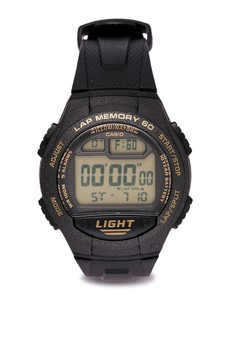 DIGITAL_W-734-9A Watch