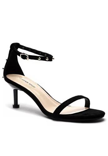 Twenty Eight Shoes Stud Textile Heels Sandals 365-9 1E100SH38FA593GS_1