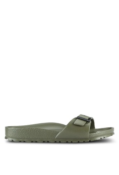 aae4c53610b Birkenstock green Madrid EVA Sandals BI090SH0RTICMY 1