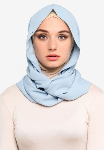 Zalia blue Basic Snood 004A4AA969F4A7GS_1
