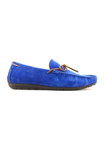 Rad Russel blue Rad Russel Mocassins - Blue C748ASHF9D18F7GS_1