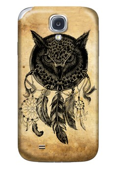 Nocturnal Matte Hard Case for Samsung Galaxy S4