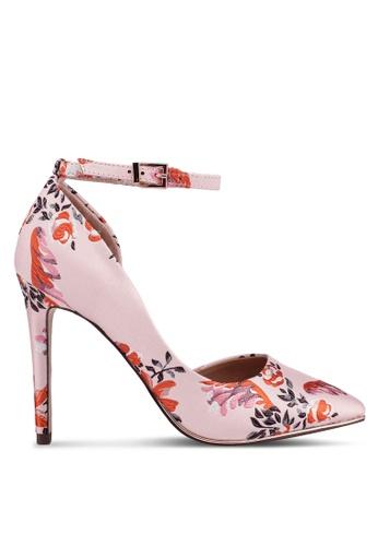 Call It Spring pink Exerina Heeled Shoes C6954SHD95C80DGS_1