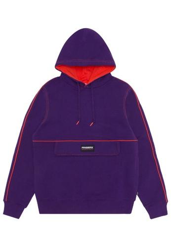Fingercroxx purple Logo hoodie D6A93AA6FCFC8FGS_1