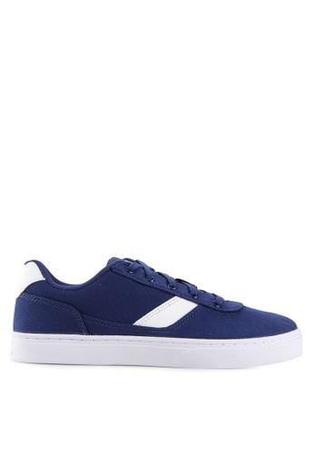 League white and blue Austin LE825SH69WYSID_1