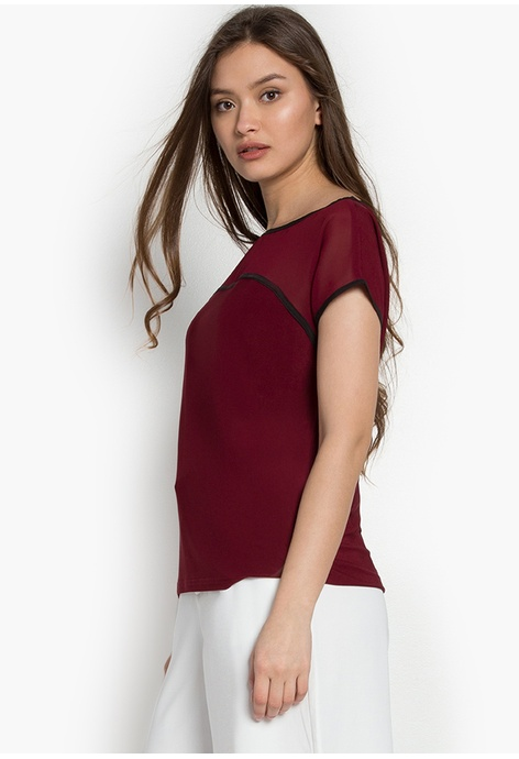 ... 369 Blouse Gyga Maroon Page 2 Find Latest Prices Source CLN