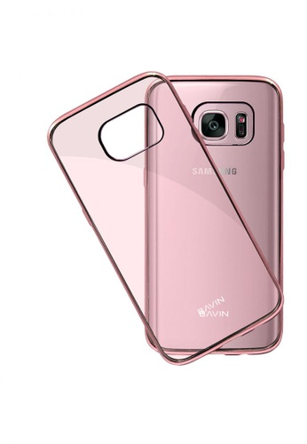 BAVIN pink TPU Soft Case Protector for Samsung Galaxy S7 F7378AC4C40911GS_1