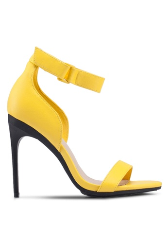 0987c218cc6 Faux Leather Stiletto Heels