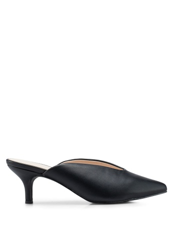 f3ad9a62edfe0 Buy Nose Mid Heel Mules Online on ZALORA Singapore