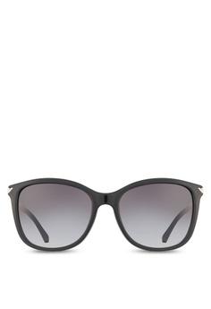 f4aa30a4331 Emporio Armani black Essential Leisure EA4060F Sunglasses EM212GL61QMSMY 1