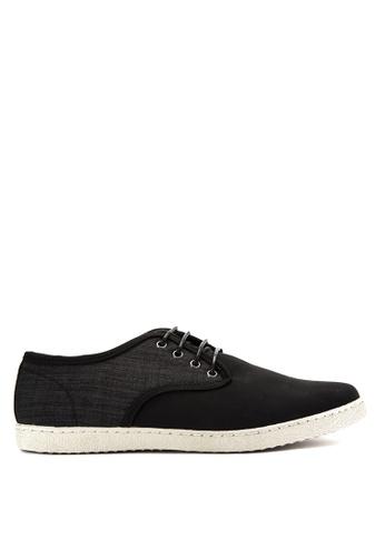 H2Ocean black Chazz Sneakers H2527SH0KDC4PH_1