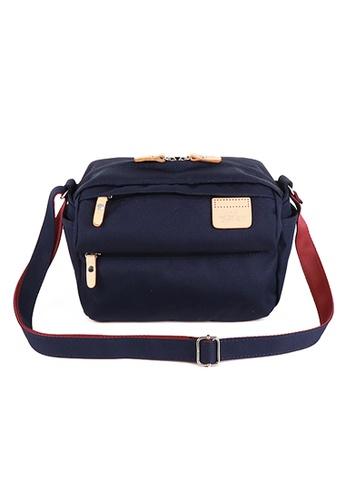 Harvest Label blue Harvest Label Lycee Style Mini Shoulder Bag - Navy 28351ACACD3AA0GS_1