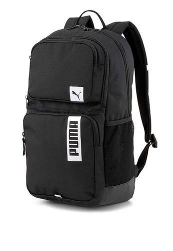 PUMA black Puma Deck Backpack II E0FDFACAAE70AEGS_1