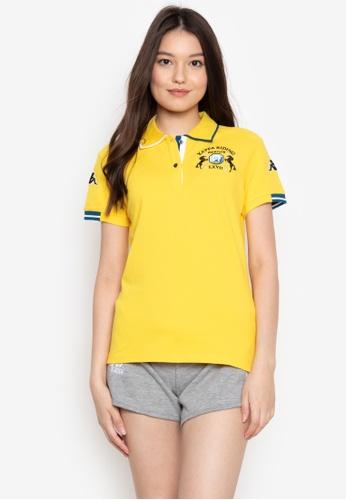 Shop Kappa Riding Ladies Polo T-shirt Online on ZALORA Philippines 84547d480