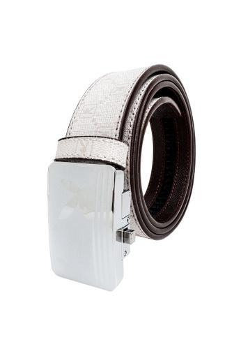 Playboy white 35mm Automatic Belt 08315ACF95B6C9GS_1