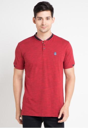 X8 red Ernesto T-Shirts X8323AA0WENNID_1