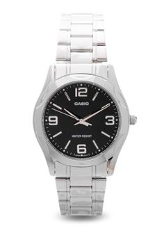 7a8ce67903f Casio silver Analog Watch MTP-1275D-1A2DF CA076AC86RIRPH 1