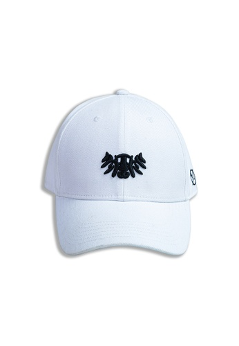 Reoparudo white and yellow Reoparudo Original Daddy Baseball Hat  (White) 8ACE9AC94E92A4GS_1