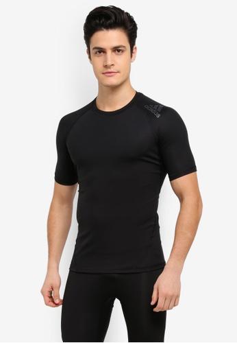 adidas black adidas ask spr short sleeve tee AD372AA0SUU1MY_1
