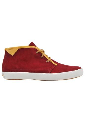 Pointer red KC Sneakers PO180SH41SLESG_1