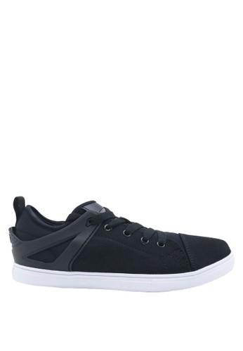 Precise black Precise Collin JT Sepatu Remaja Pria - Hitam/Putih 90BE2SH4602987GS_1
