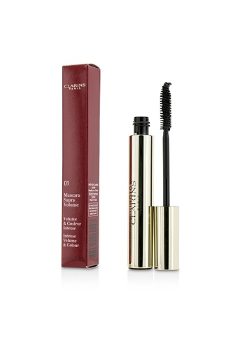 Clarins CLARINS - Supra Volume Mascara - # 01 Intense Black 8ml/0.2oz 5F5F8BE89612CDGS_1