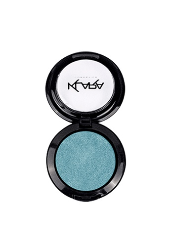 KLARA COSMETICS blue Shimmer Eyeshadow #14 - Shinning Light Blue 06AFFBE5A8B197GS_1