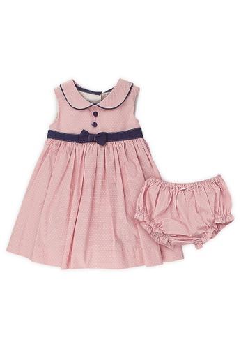 PERIWINKLE pink Fariba S20 Infants Dress D83A4KAF78E035GS_1