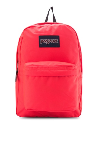Buy Jansport Superbreak Solid Backpack | ZALORA Singapore