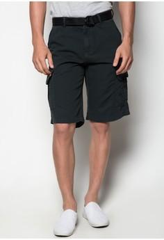 Waffle Regular Cargo Shorts