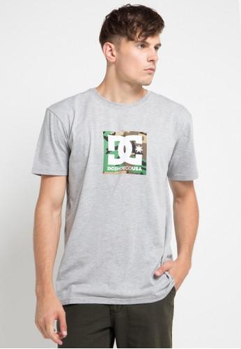 DC grey Camo Boxing Short Sleeve 1E9D0AA22675CEGS_1