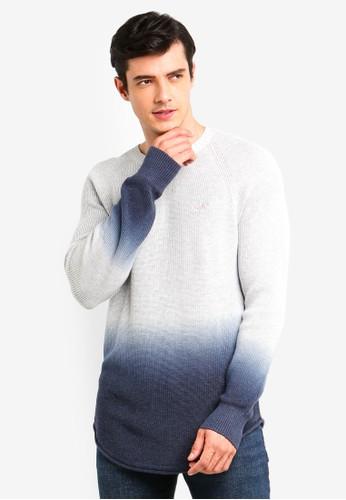 Hollister multi Shaker Stitch Knitwear 2E244AAA5ABEAEGS_1
