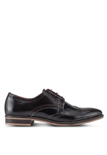 Acuto multi Leather Business Shoes 453EDSH876973DGS_1