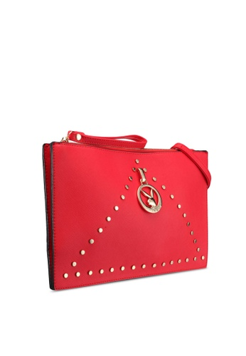 e4cecdb9949f Shop PLAYBOY BUNNY Playboy Bunny Clutch Sling Bag Online on ZALORA ...