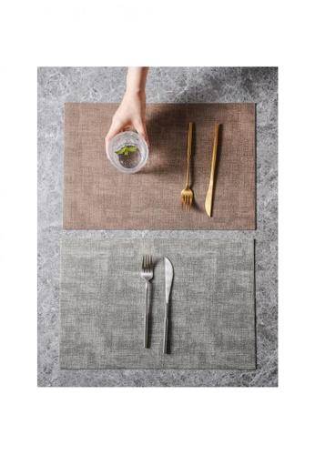 Maison Curio Good High Quality Waterproof Wear-Resistant PU Leather Picola Placemat. 23BF8HLDE235EEGS_1