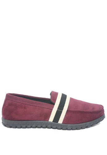 Dr. Kevin red Dr. Kevin Men Casual Shoes 13313 - Red 5B752SH868405FGS_1