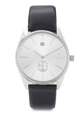 Ursa 簡約皮革手錶, 錶類, 京站 esprit飾品配件