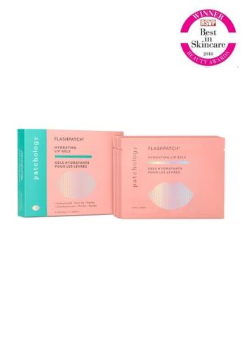 Patchology Patchology FlashPatch Lip Gels Box - 5 Pairs 9FD71BE169FF57GS_1