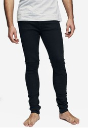 Cotton On 黑色 Super Skinny Jeans CO372AA59ZXWMY_1