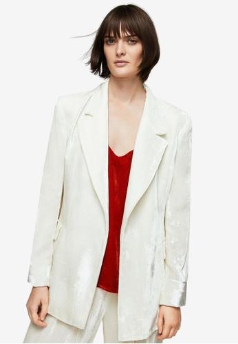 Mango beige Premium Suit MA193AA0S9MIMY_1