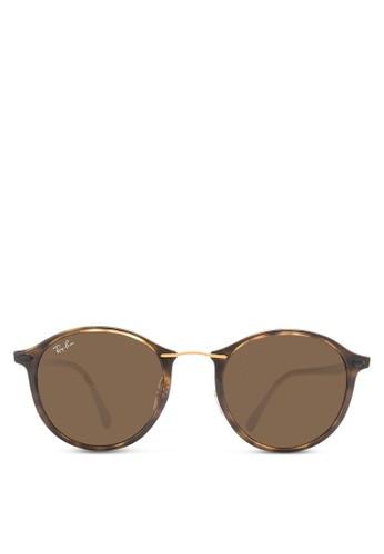 RB4242 圓框太陽眼鏡, esprit香港分店飾品配件, 飾品配件