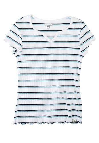 Abercrombie & Fitch multi Notchneck Moost Have Baby Tee 6C8F4KA2A593EAGS_1