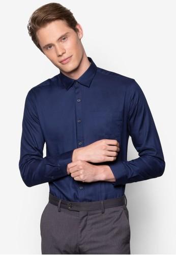 修身長袖襯衫, 服飾,esprit outlet尖沙咀 襯衫