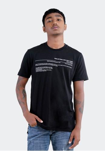 Celciusmen black Celcius TShirt Grafhic Tee LIN000052C 3E43DAA15AFCE5GS_1